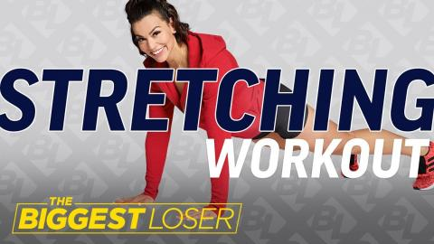 The BIggest Loser Workouts | Stretching Techniques With Erica Lugo | Season 1 | on USA Network
