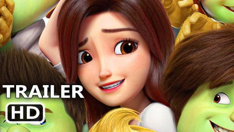 RED SHOES AND THE SEVEN DWARFS Trailer (2020) Chloë Grace Moretz, Animation Movie HD
