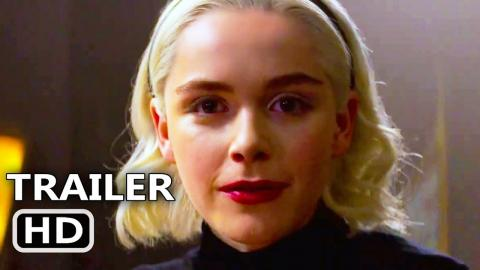 CHILLING ADVENTURES OF SABRINA Season 2 Trailer (NEW 2019) Netflix Series HD