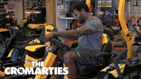 The Cromarties | Full Episode 2: E-Cro-Nomics | USA Network