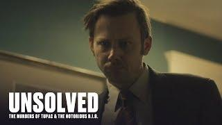 Unsolved S1 E8 Sneak Peek: LAPD Rejects Detective Poole's Findings | Unsolved on USA Network
