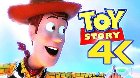 TOY STORY 4 Trailer [Ultra HD, 4K] Pixar, Animation