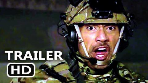 SKYSCRAPER Official FULL Trailer (2018) Dwayne Johnson Action Movie HD