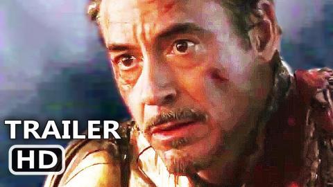"AVENGERS ENDGAME ""Biggest Movie of All Time"" Trailer (2019) Marvel Movie HD"