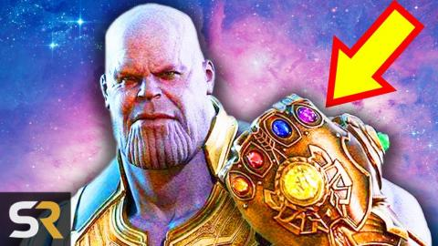 5 Of The Most Powerful Artifacts In Marvel Movies PART 2