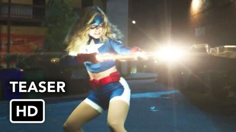 DC's Stargirl Season 2 Teaser (HD) Brec Bassinger Superhero series