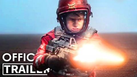 DUNE DRIFTER Trailer (Sci-Fi, 2020)