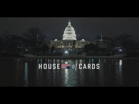 House of Cards : Season 5 - Opening Credits / Intro