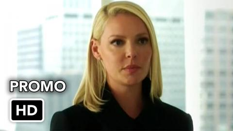 Suits Season 8 Promo (HD) Katherine Heigl joins cast