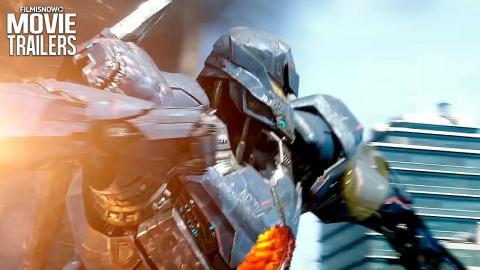 Pacific Rim: Uprising Final trailer | Sci-Fi Monster Movie