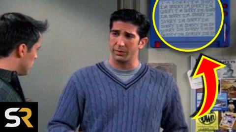 15 Easter Eggs You Missed In Friends