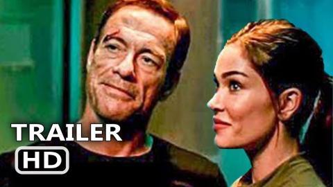 BLACK WATER Official Trailer # 2 (2018) Jean Claude Van Damme, Action Movie HD