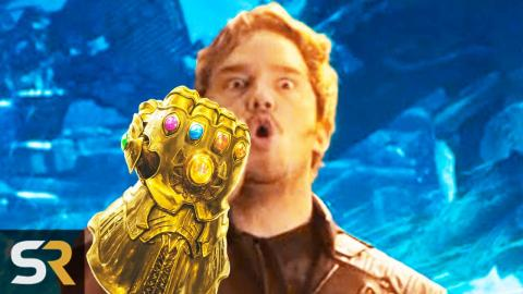 Avengers Endgame Theory: Starlord Is The Key To The Soul Stone