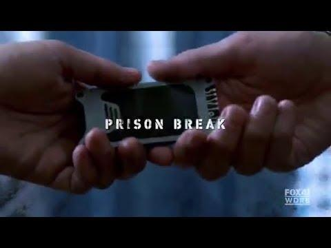 Prison Break : Season 4 - Opening Credits / Intro #1
