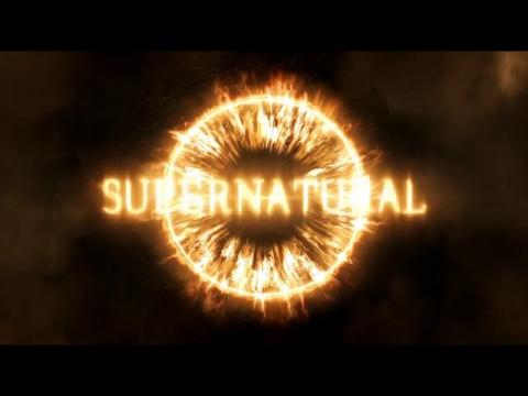 Supernatural : Season 13 - Opening Credits / Intro / Title Card