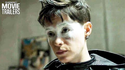 THE GIRL IN THE SPIDER'S WEB Trailer NEW (2018) - Claire Foy is Lisbeth Salander