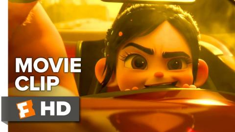 Ralph Breaks the Internet Movie Clip - There is No Track (2018)   Movieclips Coming Soon
