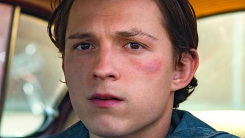 This Scene Proves Tom Holland Was Made For The Devil All The Time