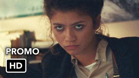 """Euphoria 1x07 Promo """"The Trials and Tribulations of Trying to Pee While Depressed"""" (HD) Zendaya"""