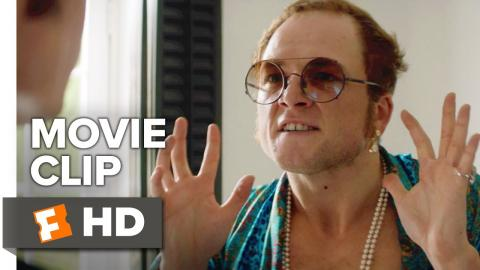 Rocketman Movie Clip - Twenty Percent (2019) | Movieclips Coming Soon