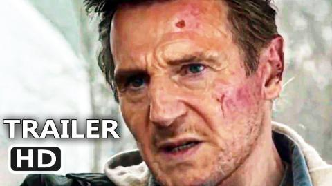 HONEST THIEF Official Trailer (2020) Liam Neeson, Action Movie HD