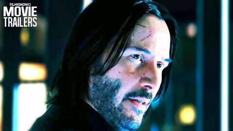 JOHN WICK: CHAPTER 3 - PARABELLUM Trailer (Action 2019) | Keanu Reeves Action Movie