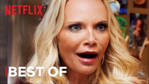 Kristin Chenoweth is Hilarious in Holidate   Netflix