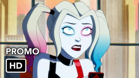 Harley Quinn 1x10 Promo