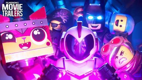 The Lego Movie 2 Teaser Trailer New 2019 Chris Pratt Will Arnett Animated Sequel Movie