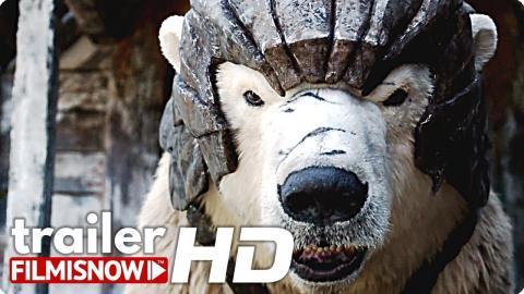 HIS DARK MATERIALS Season 1 Trailer SDCC | James McAvoy HBO Series