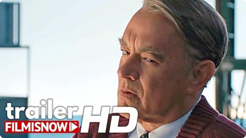 A BEAUTIFUL DAY IN THE NEIGHBORHOOD Trailer (2019) | Tom Hanks Mister Rogers biopic