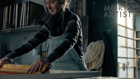 Mortal Artists - The Painter | Episode 4