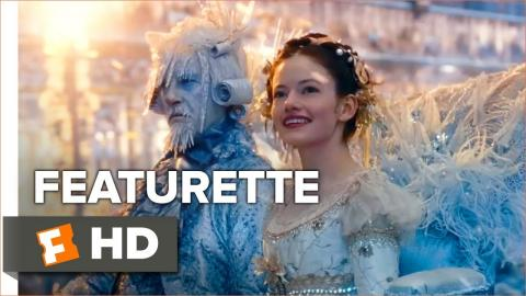 The Nutcracker and the Four Realms Featurette - Journey to the Four Realms   Movieclips Coming Soon