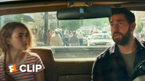 A Quiet Place Part II Movie Clip - Wait Here (2021) | Movieclips Coming Soon
