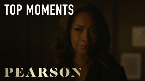 Pearson | Top Moments: Jessica And The Mayor Argue | Series Premiere | on USA Network