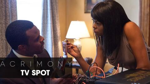 """Tyler Perry's Acrimony (2018 Movie) Official TV Spot – """"Definitions"""""""