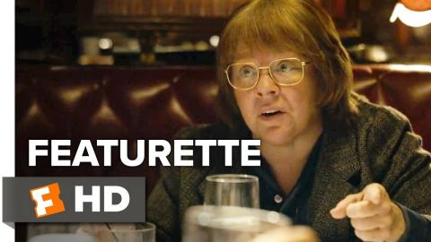 Can You Ever Forgive Me? Featurette - Elevator Pitch (2018) | Movieclips Coming Soon