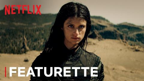 The Witcher   Character Introduction: Yennefer of Vengerberg   Netflix