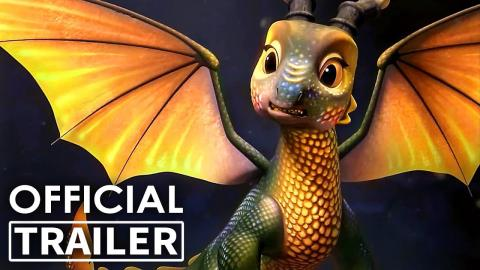 DRAGONS RESCUE RIDERS Trailer (Animation, 2020)