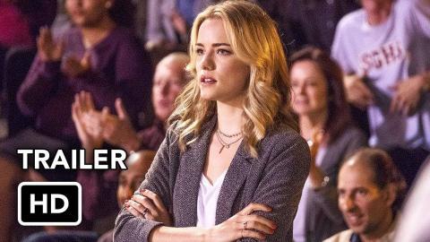Dare Me (USA Network) Trailer HD - Willa Fitzgerald series