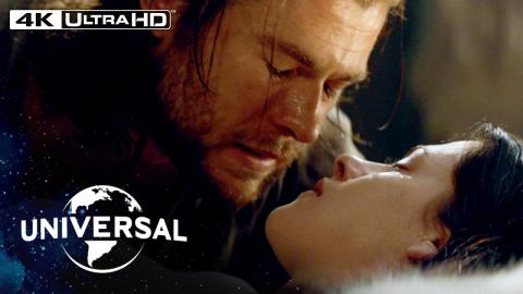 Snow White and the Huntsman   Waking Snow White with a Kiss in 4K HDR