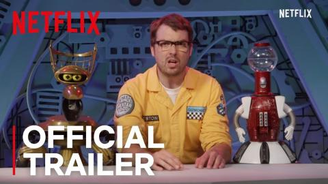 Mystery Science Theater 3000: The Gauntlet   Official Trailer [HD]   Netflix
