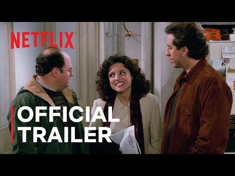 Seinfeld   Official Trailer   Netflix