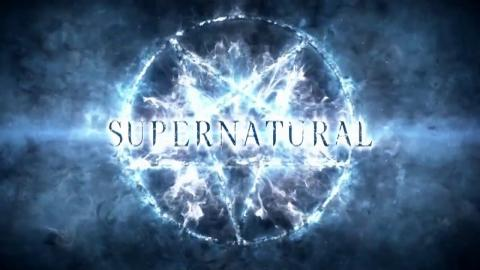 Supernatural : Season 10 - Opening Credits / Intro / Title Card
