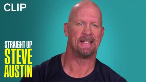 Straight Up Steve Austin | Web Exclusives: Steve Austin Reads Fortune Beers | on USA Network