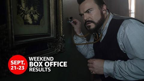 Weekend Box Office: Sept. 21-23