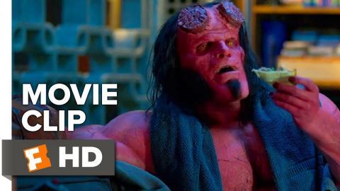 Hellboy Movie Clip - Osiris Club (2019) | Movieclips Coming Soon