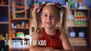 The Secret Life Of Kids: Girls Chocolate Cake Test (Season 1 Episode 6) | USA Network