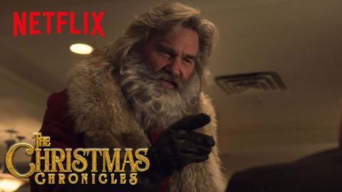The Christmas Chronicles Trailer.The Christmas Chronicles Official Trailer 2018 Kurt