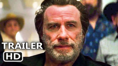 THE POISON ROSE Official Trailer (2019) John Travolta, Brendan Fraser Movie HD